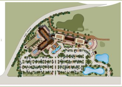 Great Bay Country Club Mater Plan