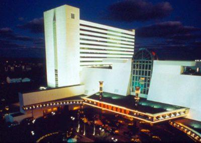 Showboat Hotel Addition Tower