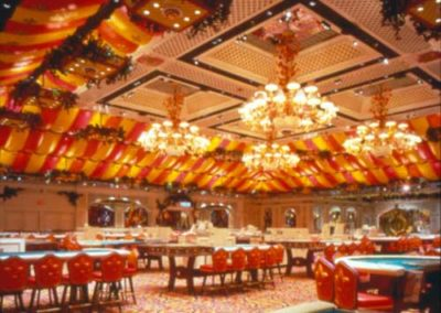 Showboat Hotel Casino Atlantic City interior