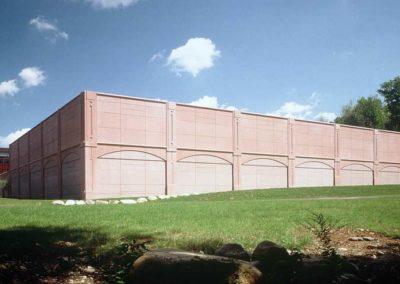 UPS World Communication Headquarters Data Center