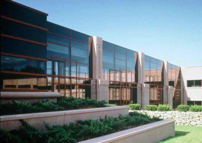 UPS World Communication Headquarters Interior Street