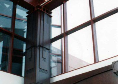 UPS World Communication Headquarters Lobby Detail
