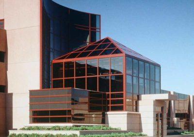 UPS World Communication Headquarters Main Entry