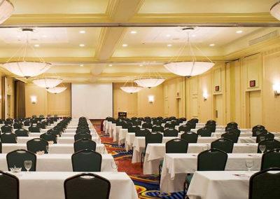 Saddlebrook Marriott Ballroom