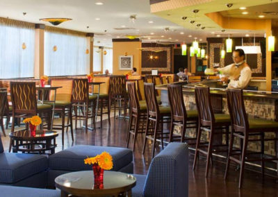 Saddlebrook Marriott Bar