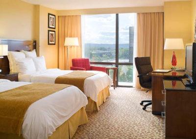 Saddlebrook Marriott Guestroom