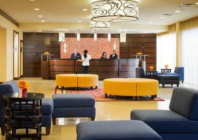 Saddlebrook Marriott Main Desk