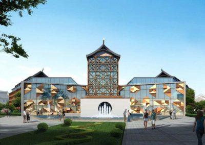 Yusham Xian Hotel Resort