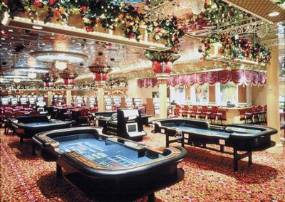 Showboat Chicago King and Queens-Floor