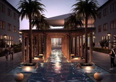 Resort Planning Architecture Yusham Xian Hotel Resort